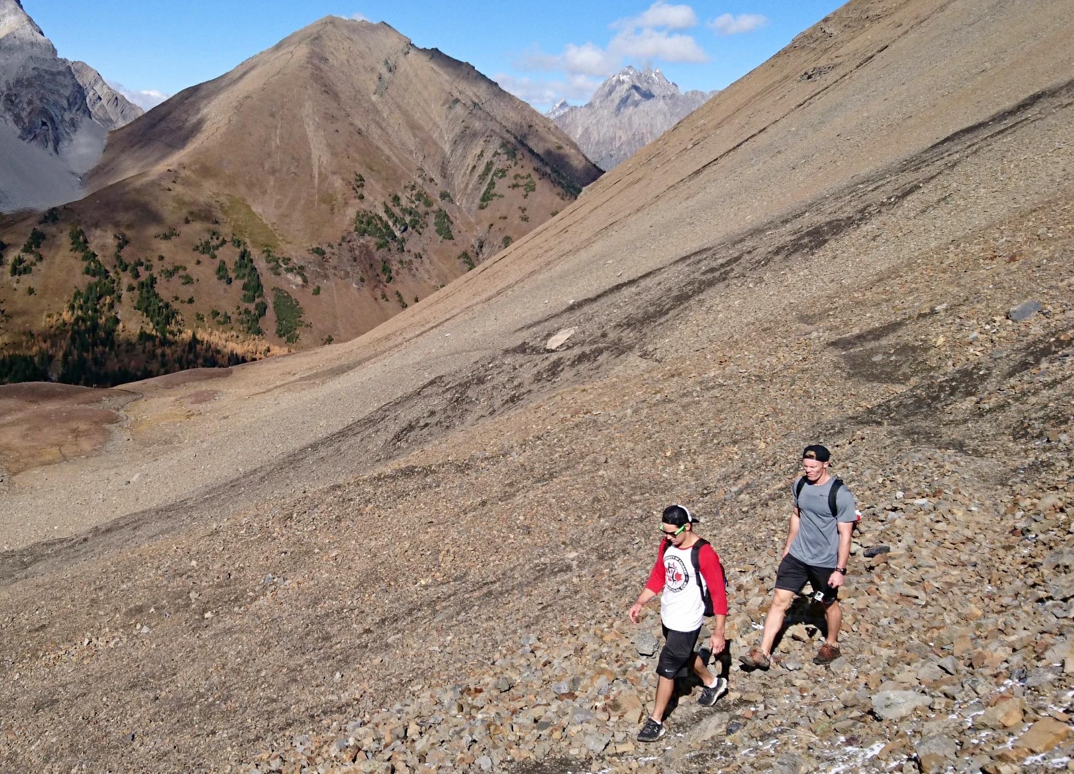 Mount Tyrwhitt - Kananaskis