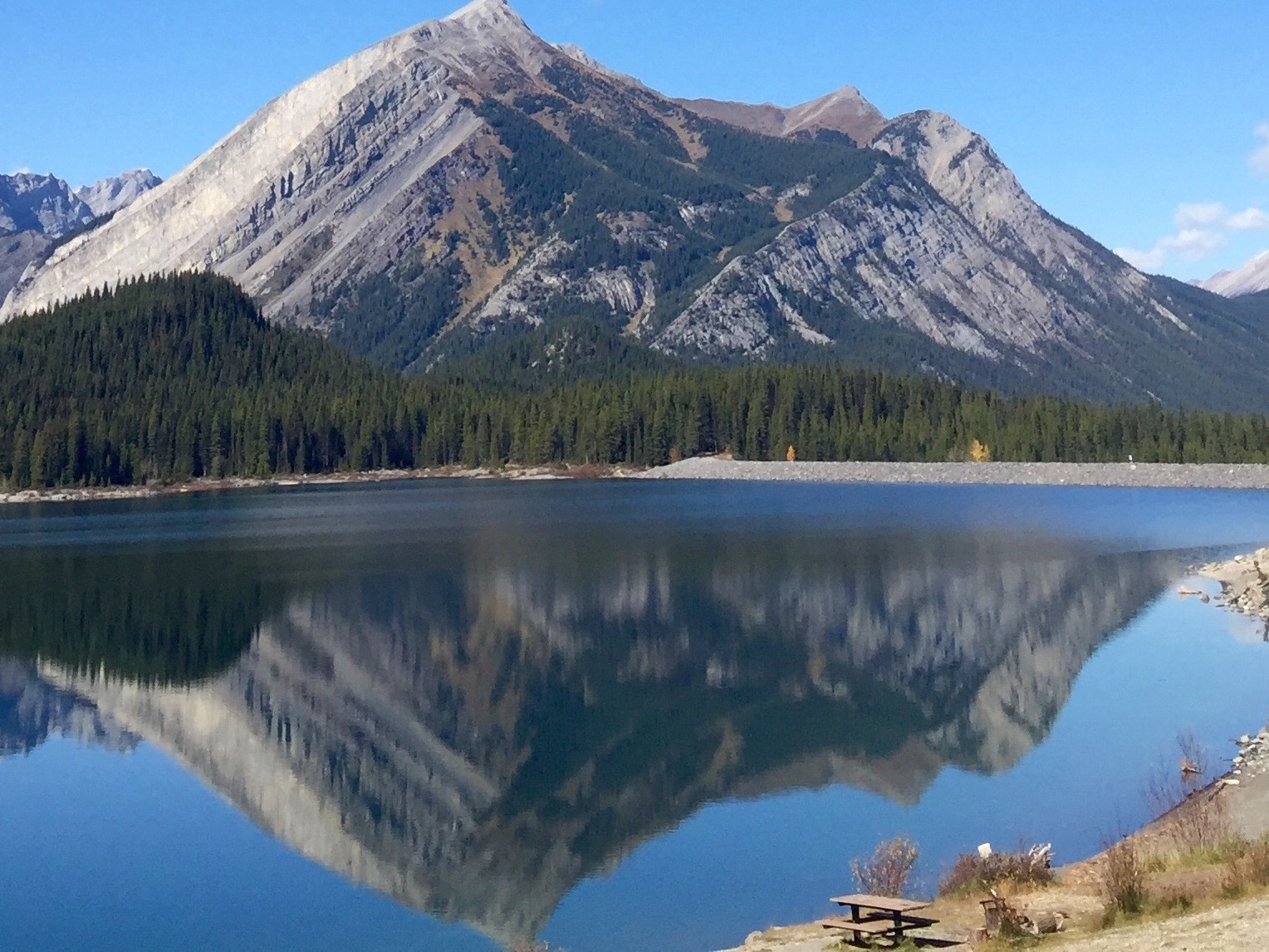 Mount Indefatigable – Kananaskis
