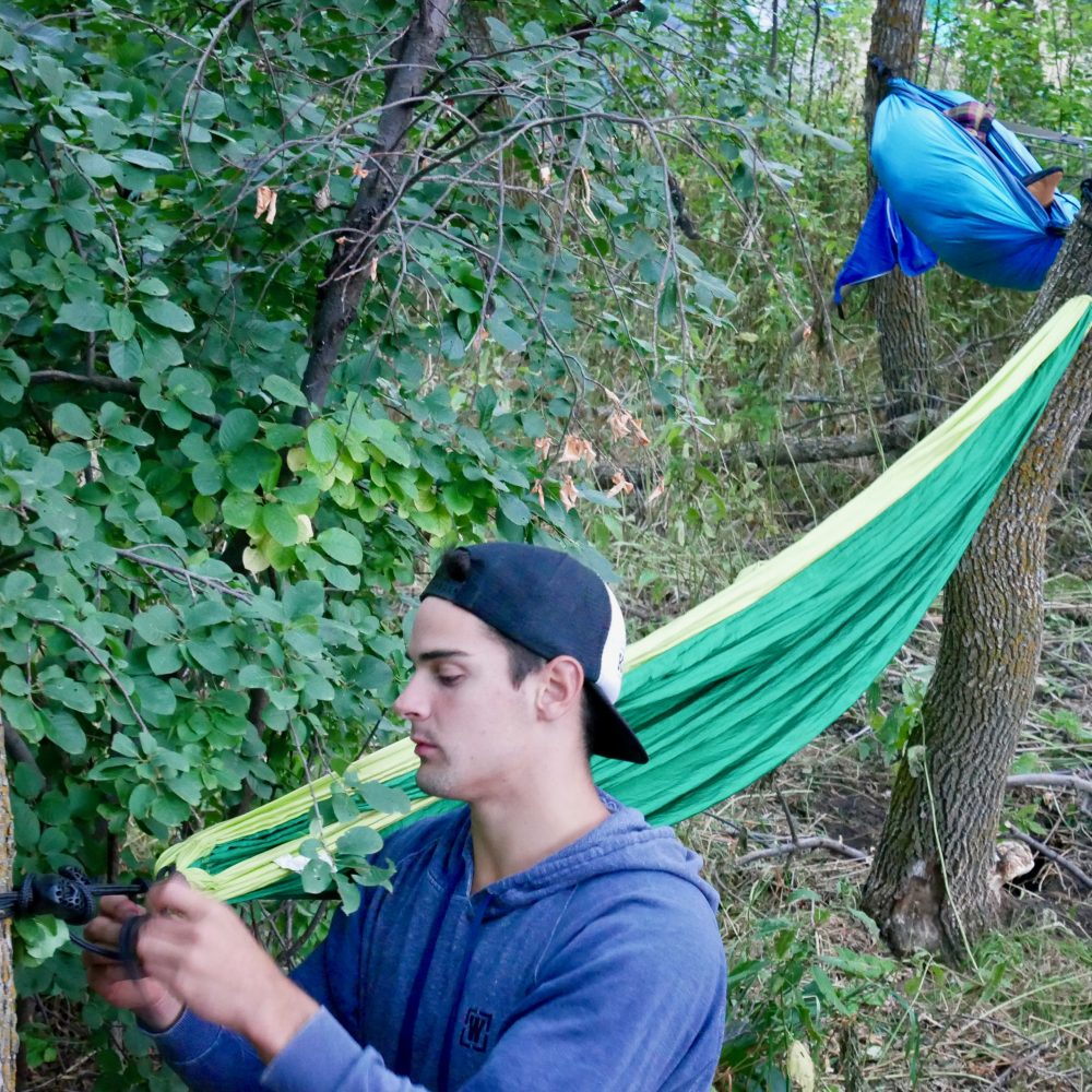 Chillax Travel Hammock - Epic Trip Adventures
