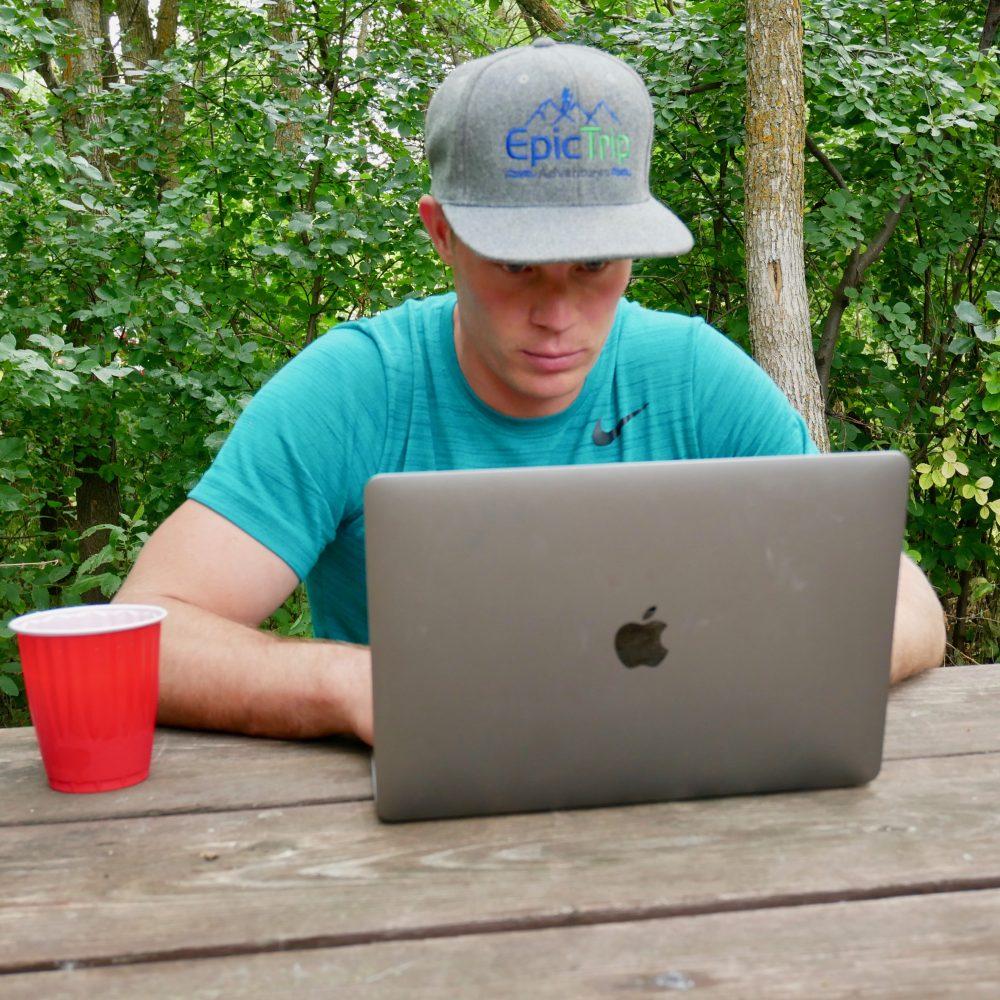 "Apple 13"" MacBook Pro - Epic Trip Adventures"