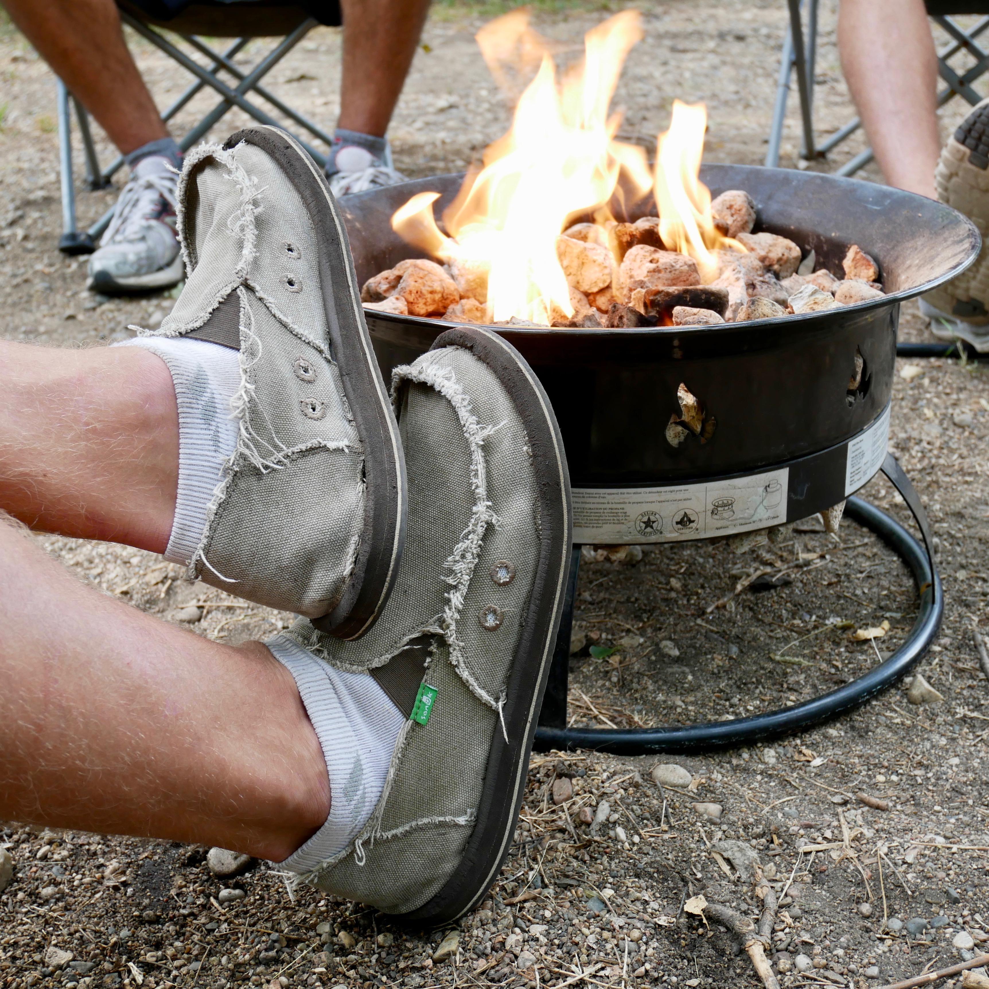 Sanuk Men's Vegabond Slip On Shoe