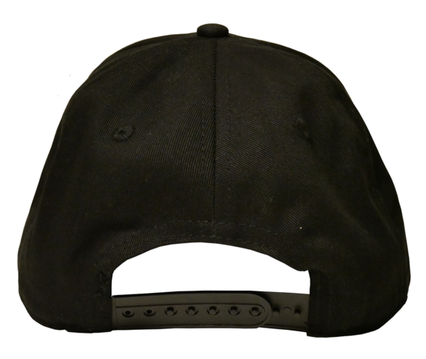 Black Baseball Cap Back - Epic Trip Adventures