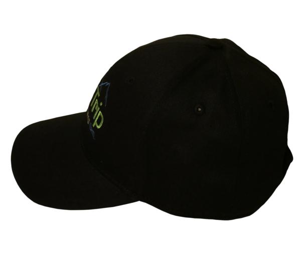 Black Baseball Cap Side - Epic Trip Adventures
