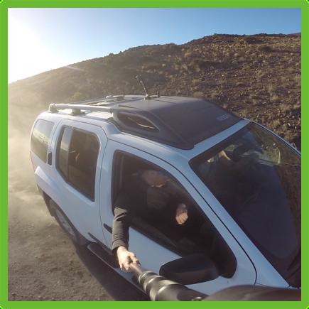 Driving up Mauna Kea - Hawaii Big Island - Epic Trip Adventures