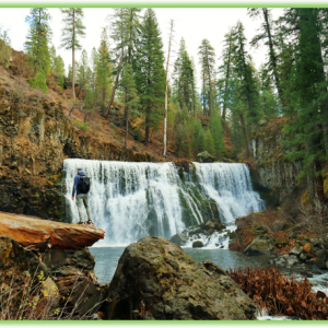 McCloud Middle Falls - California - Epic Trip Adventures