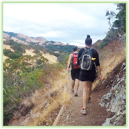 Reservoir Canyon Trail - California - Epic Trip Adventures