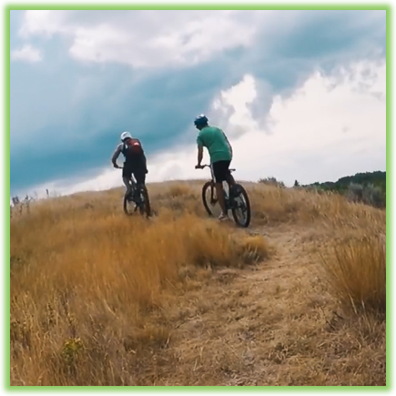 Mountain Biking - Buffalo Pound - Epic Trip Adventures