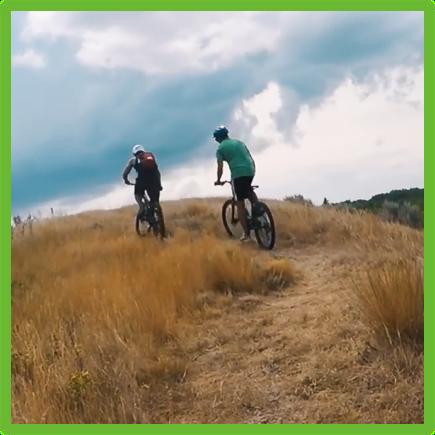 Mountain Biking - Buffalo Pound - Epic Trip Adventures