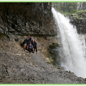Troll Falls - Kananaskis - Epic Trip Adventures