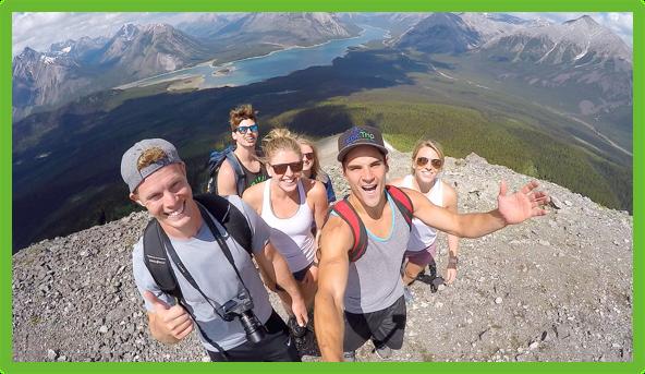 Tent Ridge - Kananaskis - Epic Trip Adventures
