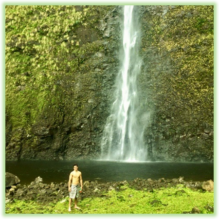 Wai'ilikahi Falls - Hawaii Big Island - Epic Trip Adventures