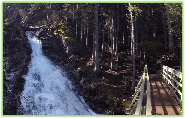 Sarrail Falls - Kananaskis - Epic Trip Adventures
