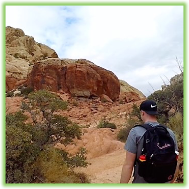 Calico Tanks - Red Rock Canyon - Epic Trip Adventures