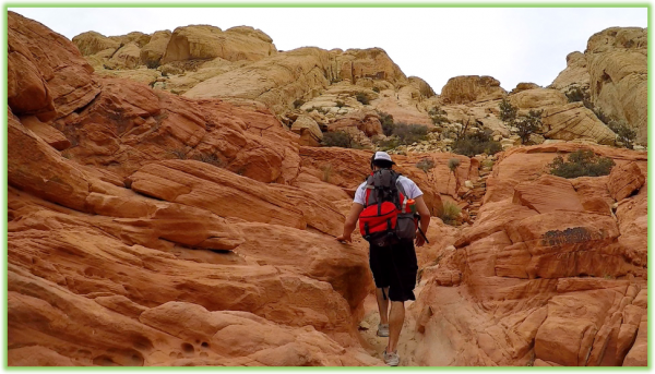 Calico Tanks – Red Rock Canyon – Epic Trip Adventures