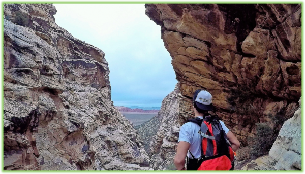 Ice Box Canyon – Red Rock Canyon – Epic Trip Adventures