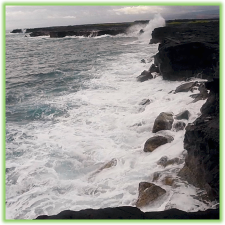 Apua Point Coastline - Hawaii Big Island - Epic Trip Adventures