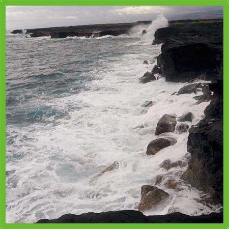 Apua Point Coastline - Hawaii Big Island - Epic Trip Adventures