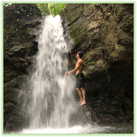 Waterfall - Costa Rica- Epic Trip Adventures
