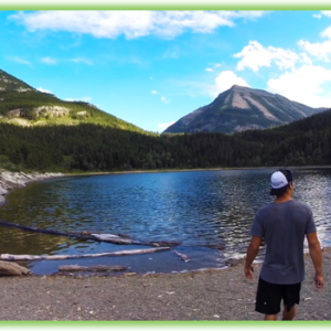 Crandell Lake - Waterton - Epic Trip Adventures