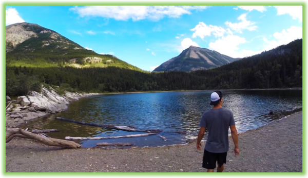 Crandell Lake – Waterton – Epic Trip Adventures