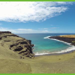 Green Sand Beach - Hawaii Big Island - Epic Trip Adventures