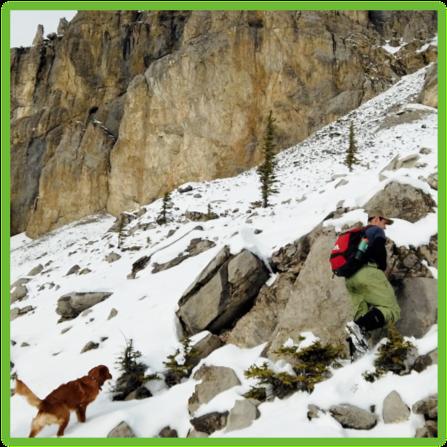 Black Rock Mountain Trail - Ghost River - Epic Trip Adventures