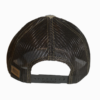 Camo Leather Patch Snapback Hat Back - Epic Trip Adventures