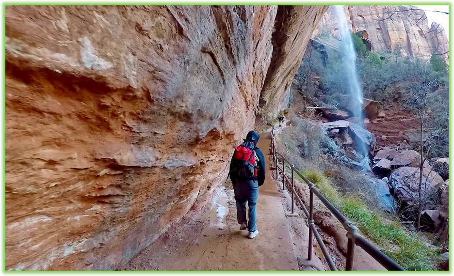 Lower Emerald Pool - Zion - Epic Trip Adventures