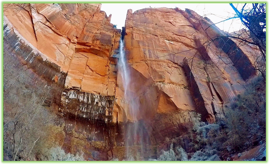 Upper Emerald Pool - Zion - Epic Trip Adventures