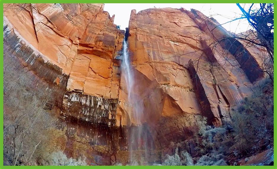 Upper Emerald Pool - Zion - Epic Trip Adventures