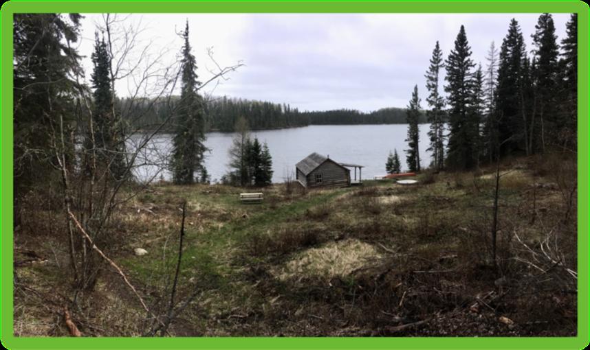 Grey Owl's Cabin - Saskatchewan - Epic Trip Adventures