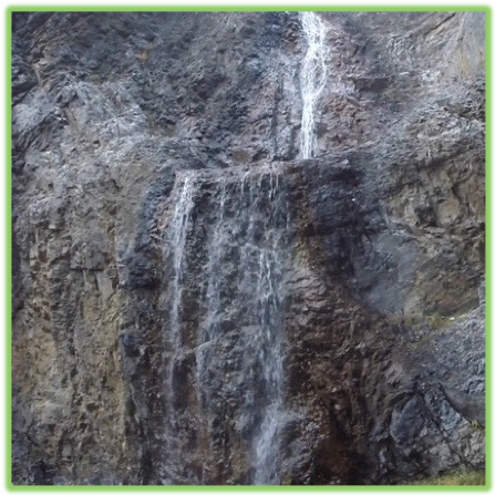 Grotto Canyon Waterfall- Canmore - Epic Trip Adventures
