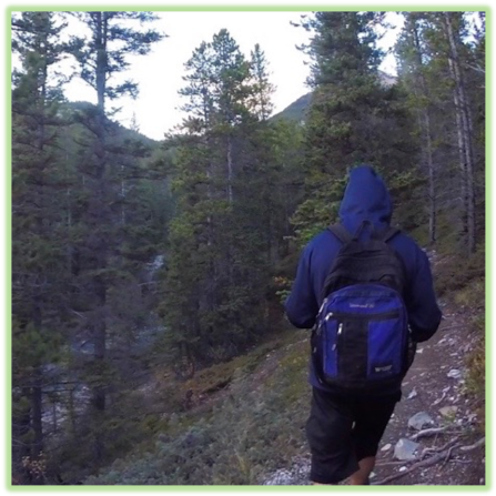 Grotto Canyon Trail - Canmore - Epic Trip Adventures