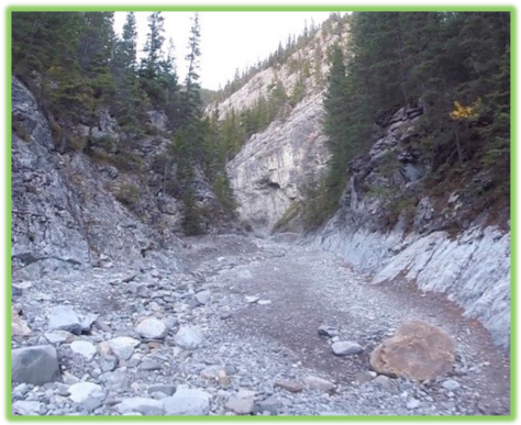 Grotto Canyon - Canmore - Epic Trip Adventures