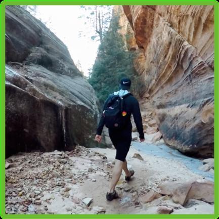 Hidden Canyon - Zion - Epic Trip Adventures