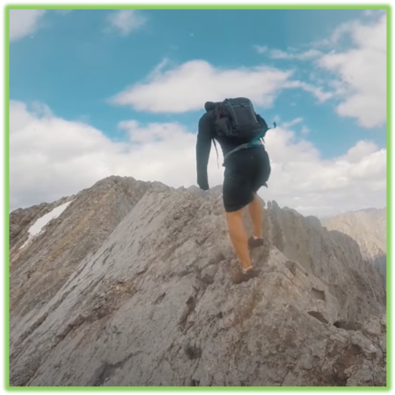 Lady Macdonald Hike - Canmore - Epic Trip Adventures