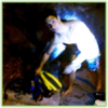 Anderson getting ready to snorkel with the Mantas - Hawaii Big Island - Epic Trip Adventures