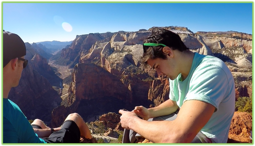 Observation Point - Zion - Epic Trip Adventures