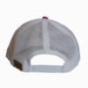 Red Leather Patch Snapback Hat Back - Epic Trip Adventures