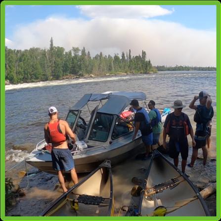 Churchill River Speed Boat - Saskatchewan - Epic Trip Adventures