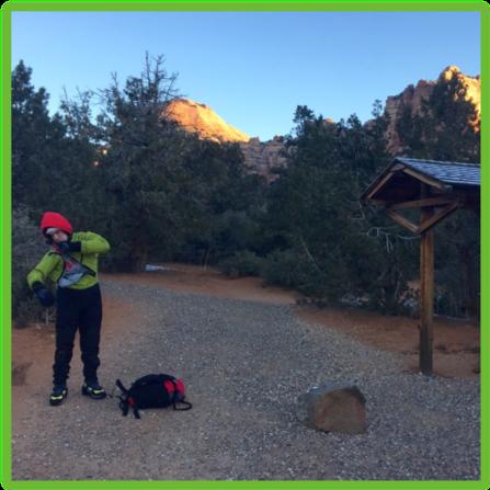 Left Fork Trailhead - Zion - Epic Trip Adventures