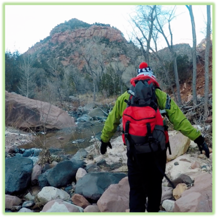 The Subway Hike - Zion - Epic Trip Adventures