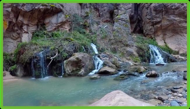 The Narrows Big Springs - Zion - Epic Trip Adventures