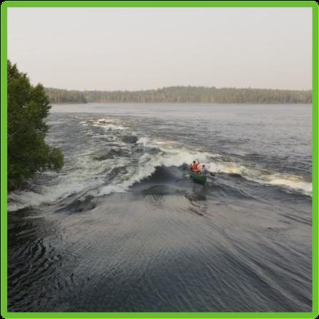 Churchill River The Slick - Saskatchewan - Epic Trip Adventures