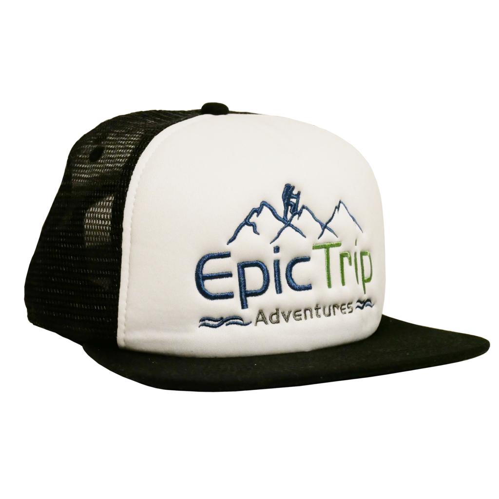 Mesh Trucker Hat - Epic Trip Adventures