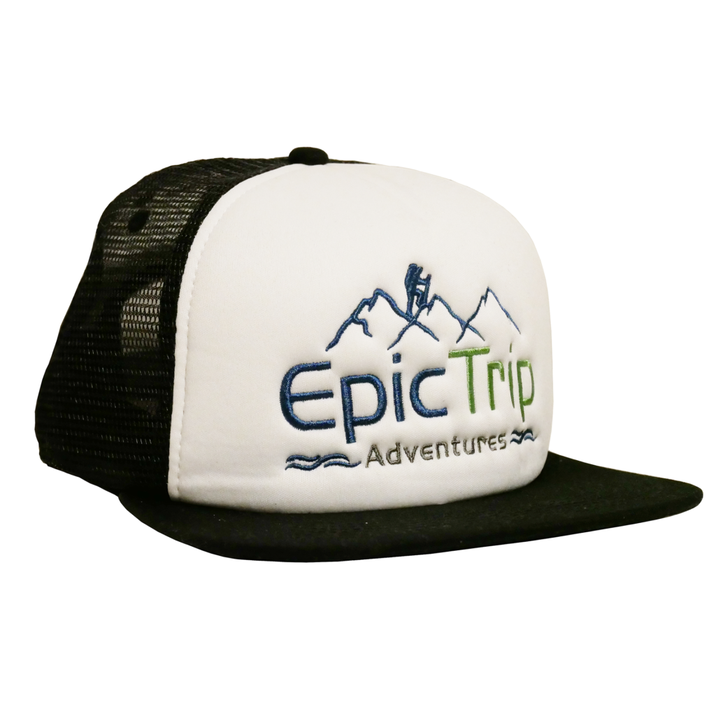 Mesh Trucker Hat - Epic Trip Adventures