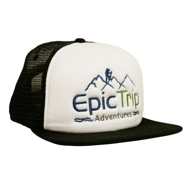Mesh Trucker Hat – Epic Trip Adventures