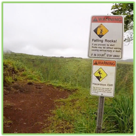 White Road Waipio Lookout - Hawaii Big Island - Epic Trip Adventures